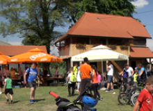 Gastro etno biciklijada Novo Čiče